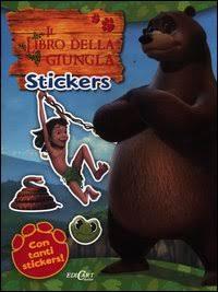 Il Libro delle Giungla Stickers. Con Adesivi. Vol. 2