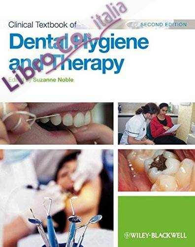 Clinical Textbook of Dental Hygiene and Therapy.