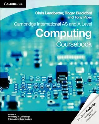 Cambridge International AS and A Level Computing Coursebook.