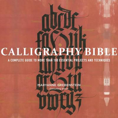 Calligraphy Bible.