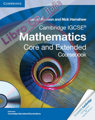 Cambridge IGCSE Mathematics Core and Extended Coursebook wit.