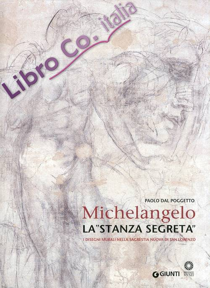 Michelangelo. La Stanza Segreta. I Disegni Murali nella Sagrestia Nuova di San Lorenzo.