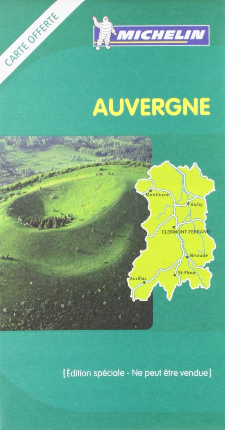 Alvernia. Ediz. francese