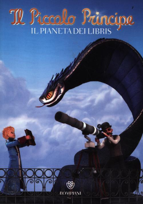 Il Piccolo Principe. Il pianeta dei Libris. Ediz. illustrata