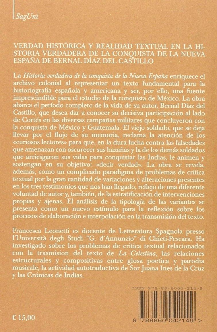 Verdad histórica y realidad textual.