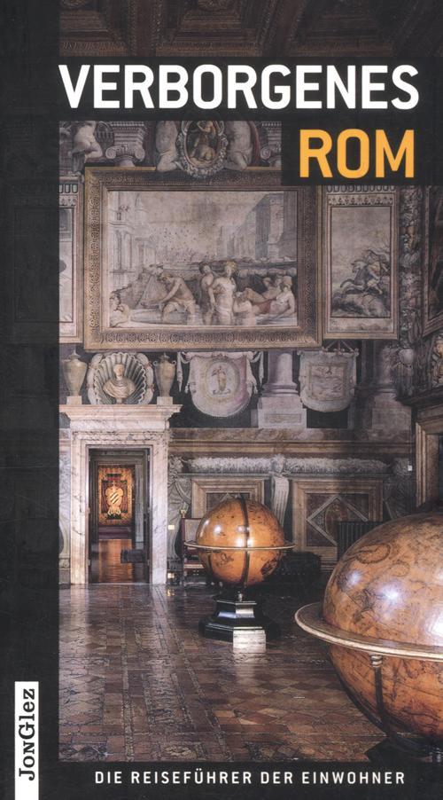 Roma insolita e segreta. Ediz. tedesca