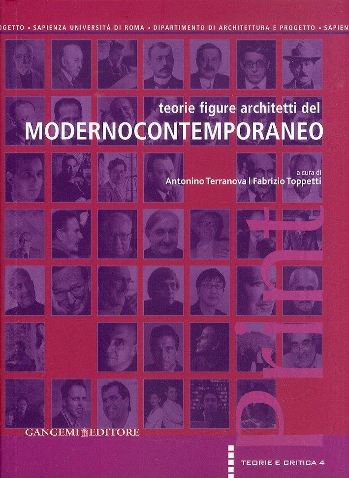 Teorie Figure Architetti del Modernocontemporaneo