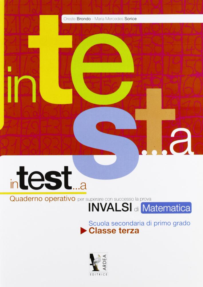 In test... a matematica 3