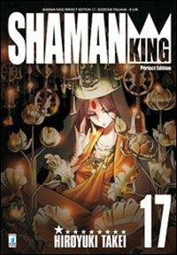 Shaman King. Perfect edition. Vol. 17
