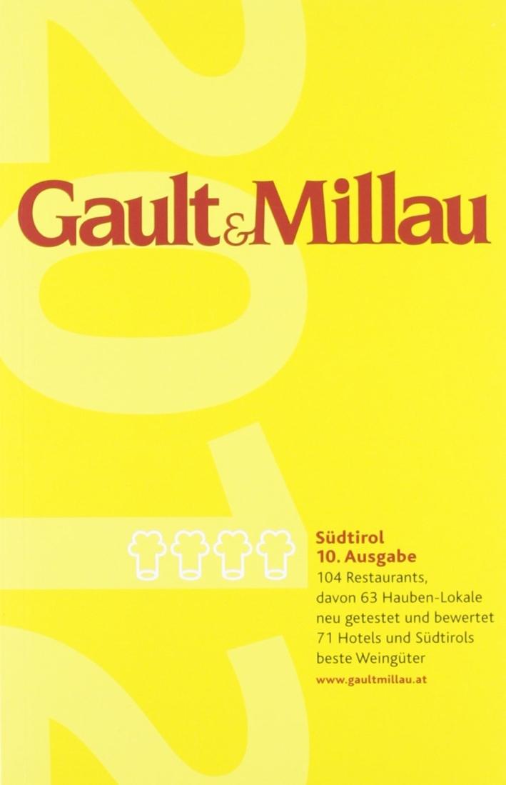 Gault Millau 2012.