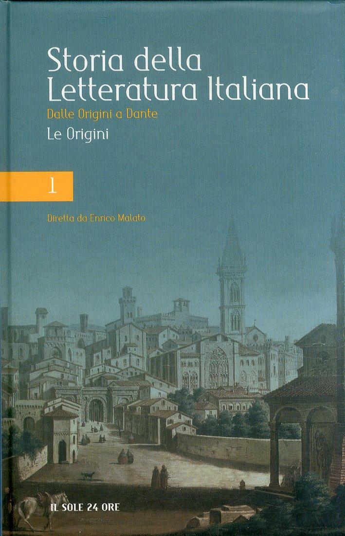Storia della letteratura italiana. Collana Completa. [28 vol.].