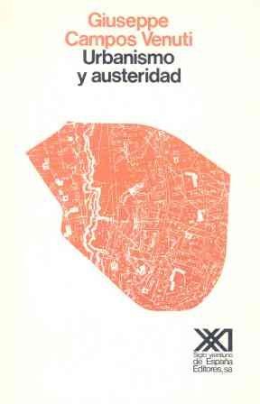 Urbanismo y austeridad