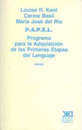 P. a. p. e. l. (programa para la adquisicion de las primeras etapas