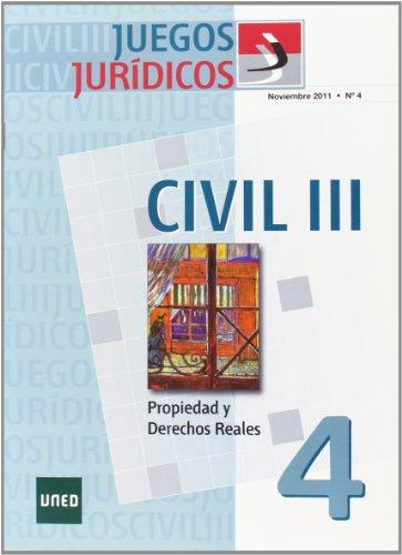 Juegos juridicos. derecho civil iii, nº 4