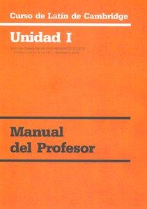 Curso de latin de cambridge unidad(i) (manual del profesor)