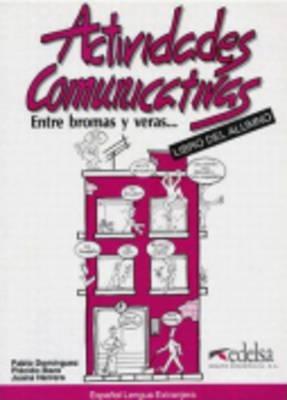 Actividades comunicativas (alumno).
