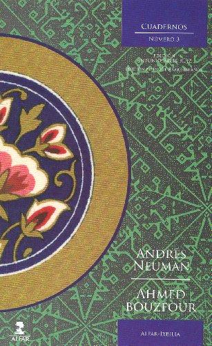 Cuadernos de alfar-ixbilia, numero3