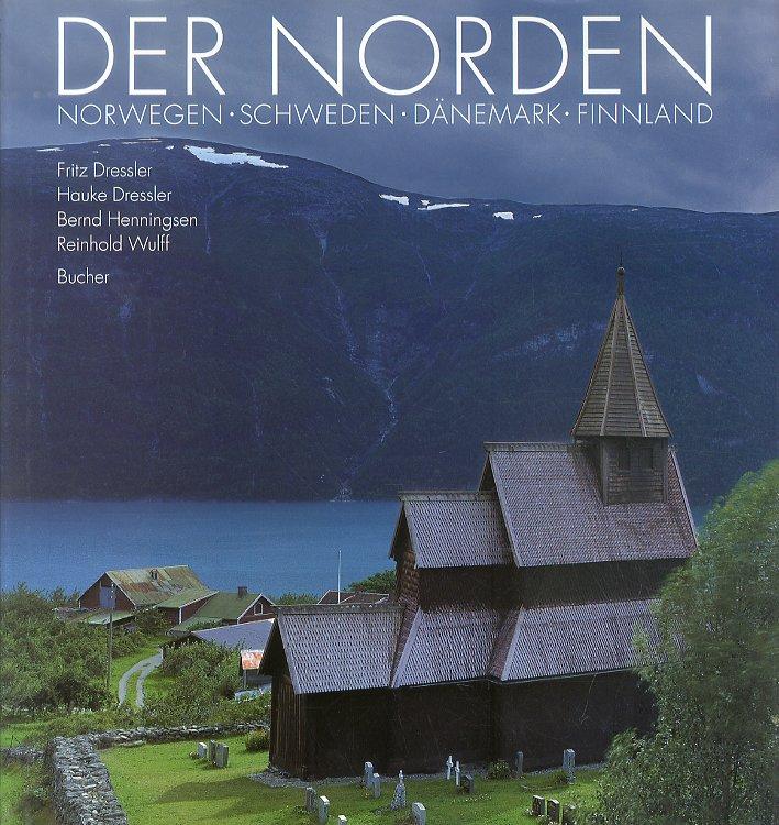 Der Norden. Norwegen, Schweden, Danemark, Finland
