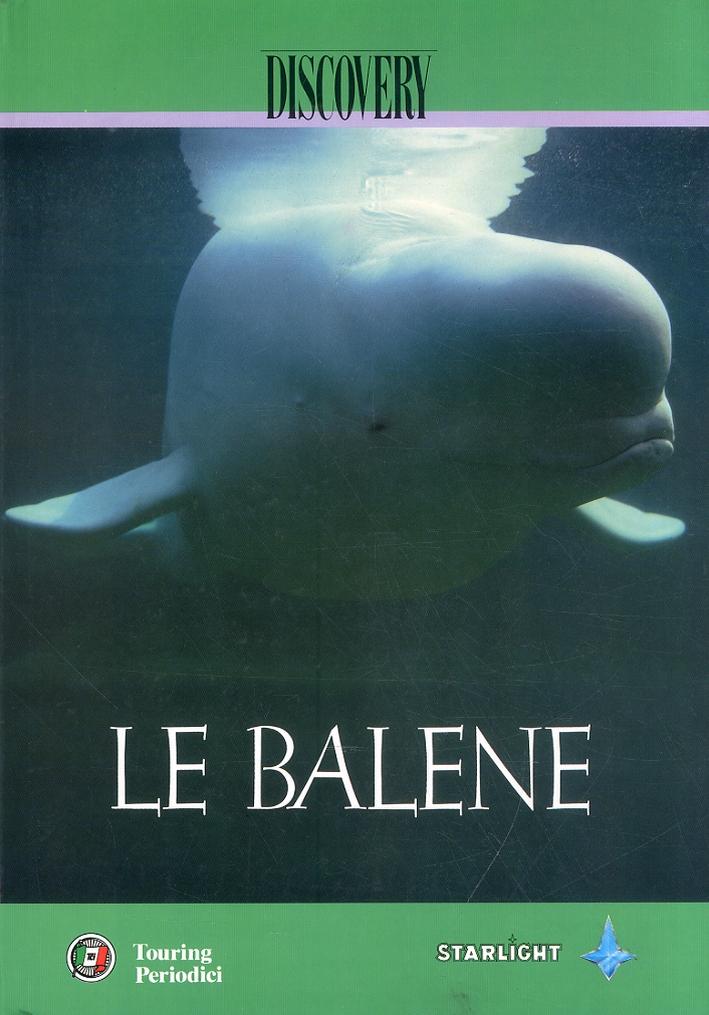 Le balene.