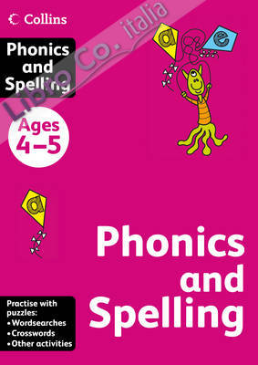 Collins Phonics and Spelling