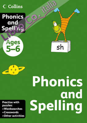 Collins Phonics and Spelling.