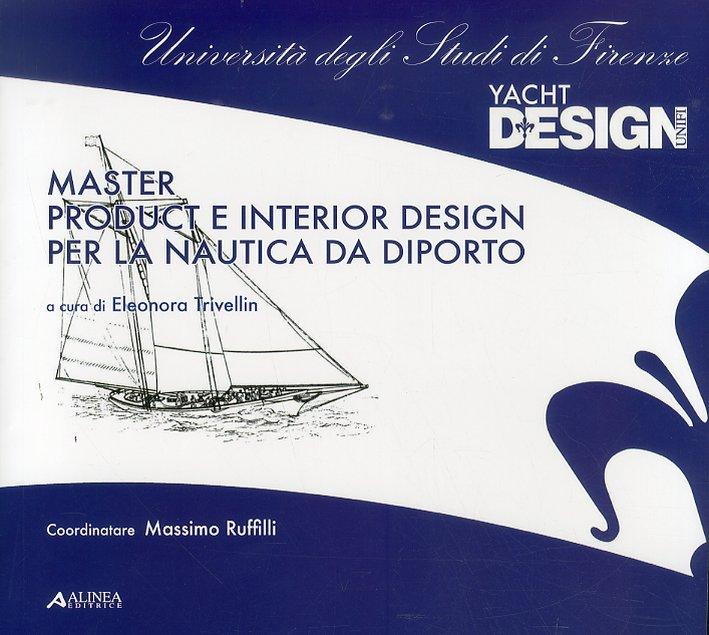 Master. Product e Interior Design per la Nautica da Diporto