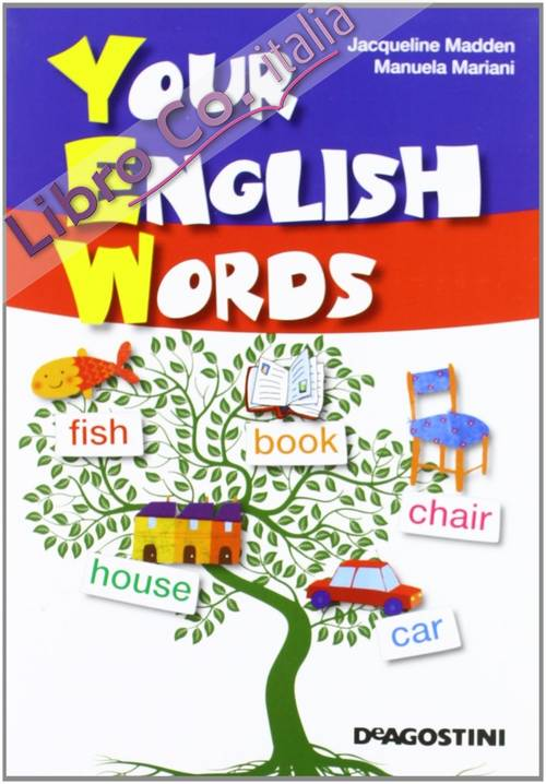 Your english words.