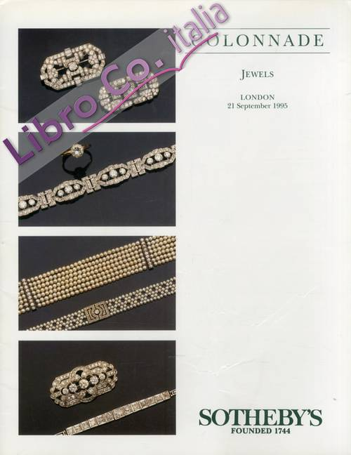 Jewels. 21 September 1995