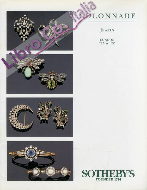 Jewels. 25 May 1995