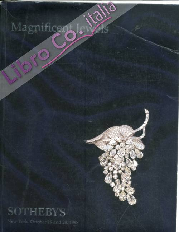 Magnificent Jewels. 20 October 1998.
