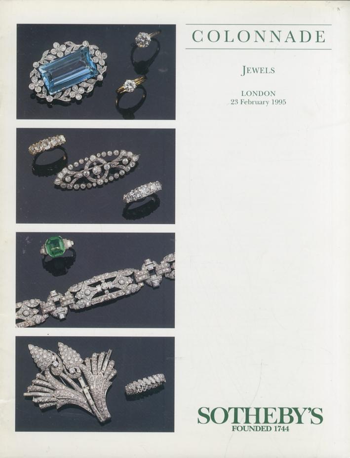 Jewels. 23 February 1995