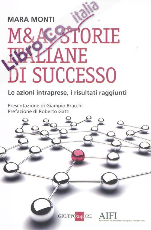 M&A: storie italiane di successo. Le azioni intraprese, i risultati raggiunti.