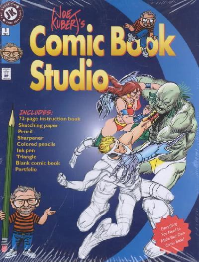 Joe Kubert's Comic Book Studio