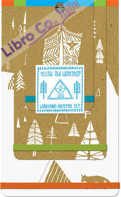 Yellow Owl Woodlands Notepad Set