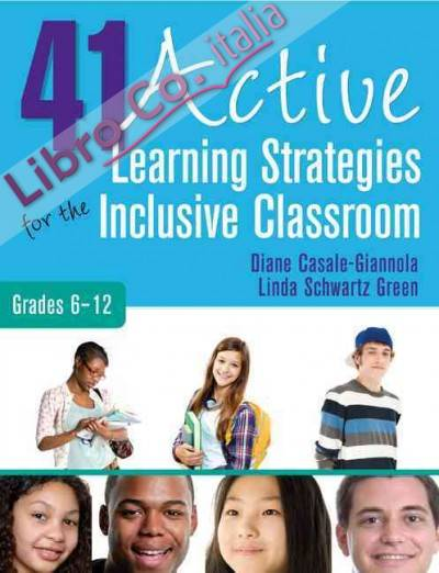 41 Active Learning Strategies for the Inclusive Classroom, G.