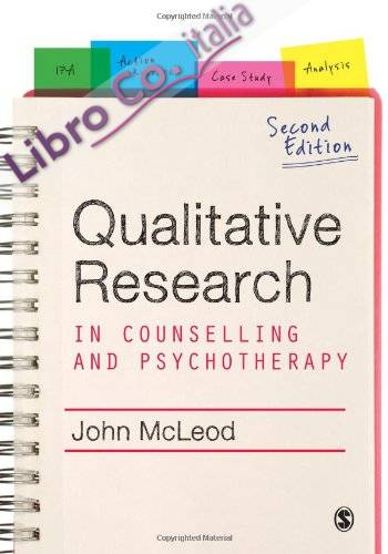 Qualitative Research in Counselling and Psychotherapy.