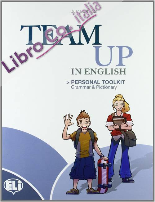 Team Up in English Personal Toolkit