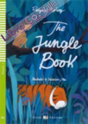 Young Eli Readers. Rudyard Kipling / The Jungle Book + CD. Stage 4.
