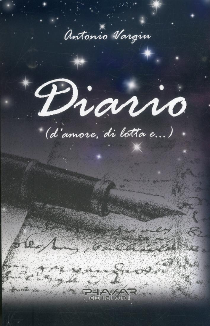 Diario (d'amore, di lotta e...)