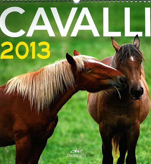 Cavalli. Calendario 2013.