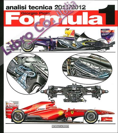 Formula 1 2011-2012. Analisi tecnica