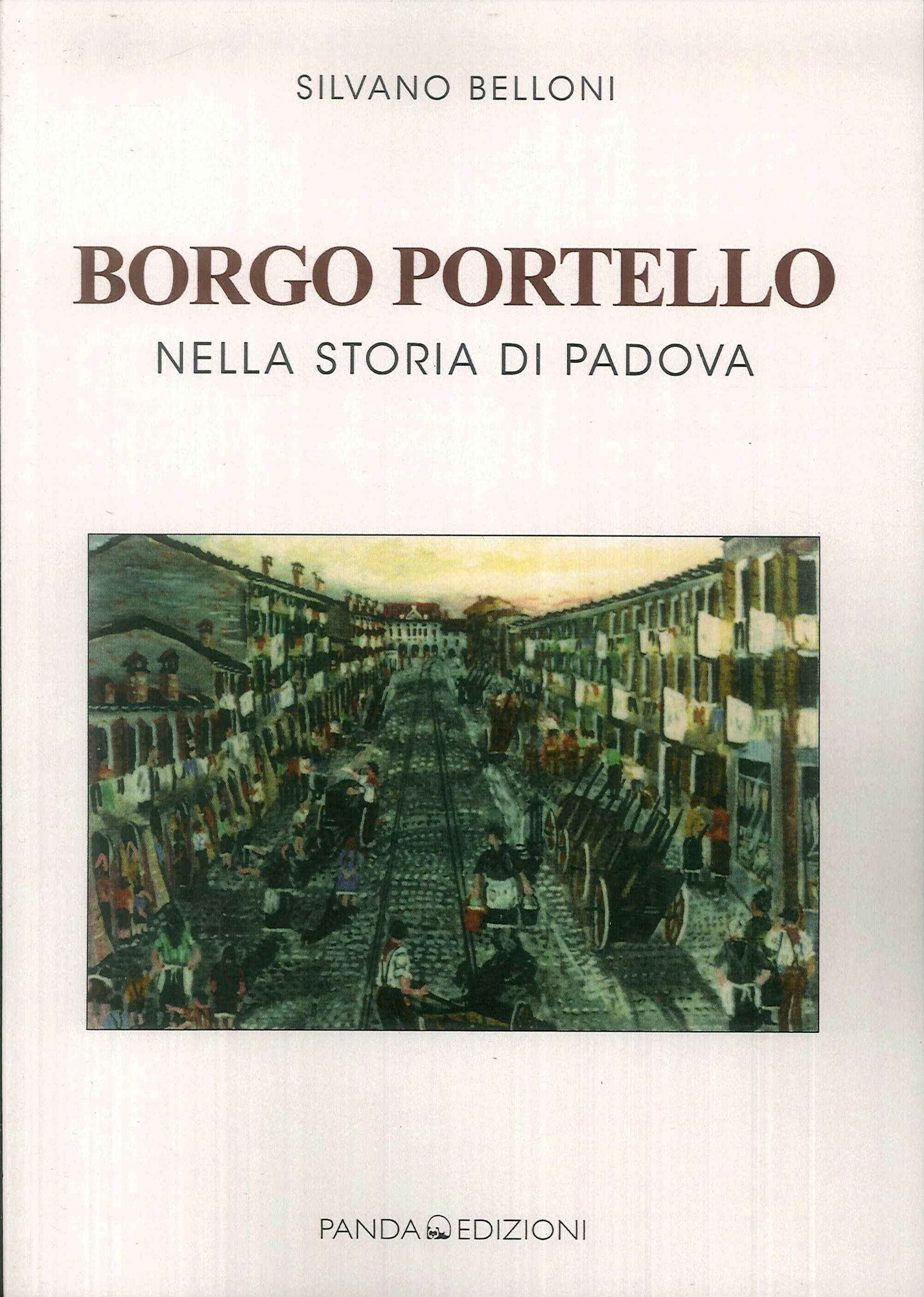 Borgo Portello nella storia di Padova.