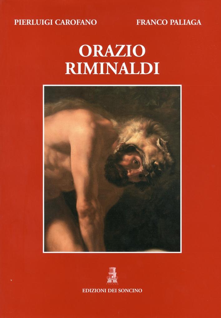 Orazio Riminaldi. 1593-1630