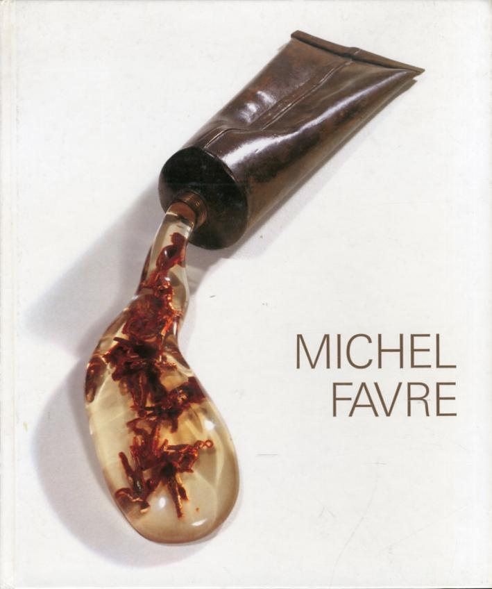 Michel Favre. Sculpteur. Plastiker. Scultore