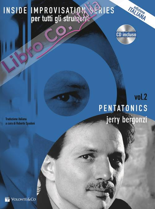 Inside improvisation series pentatonics. Con CD Audio