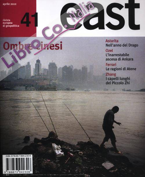 East. Vol. 41