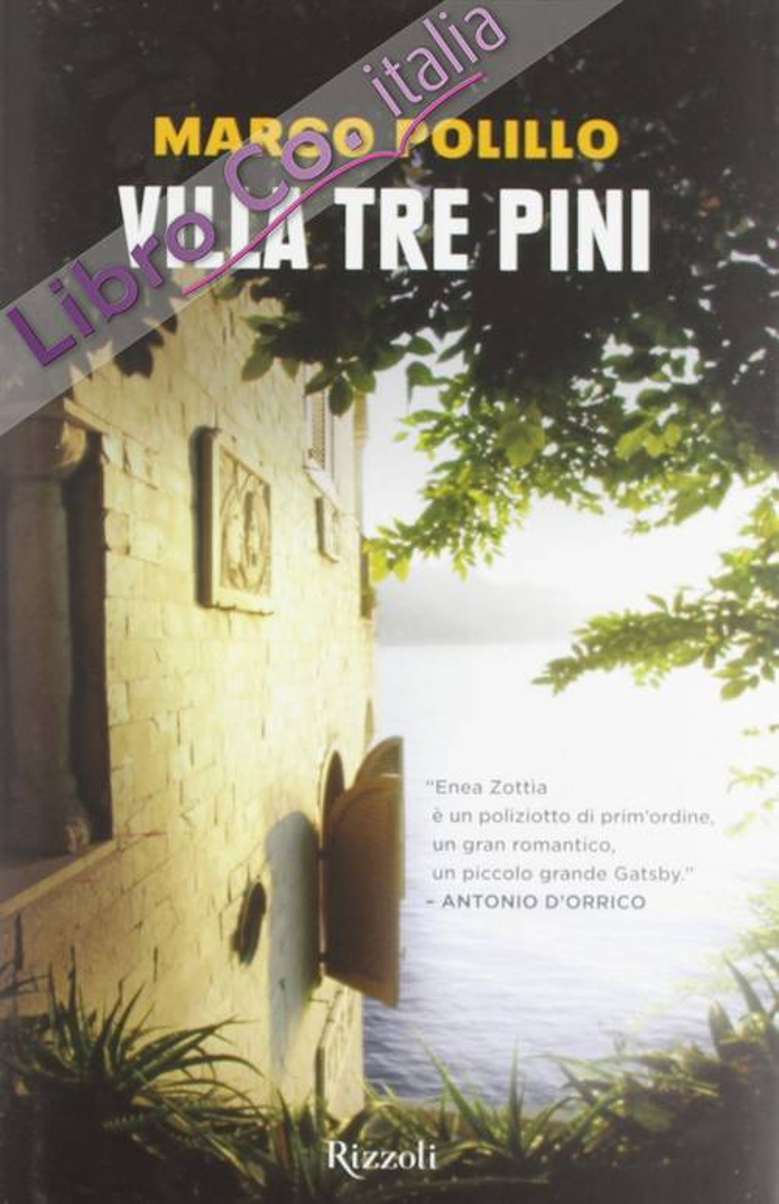 Villa Tre Pini.
