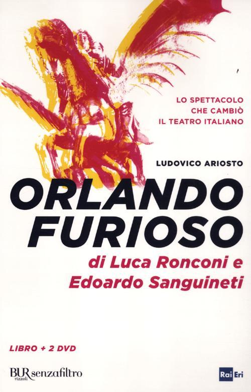 Orlando furioso. Con 2 DVD.