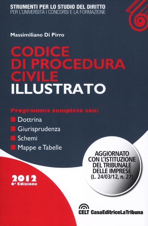 Codice di procedura civile illustrato.