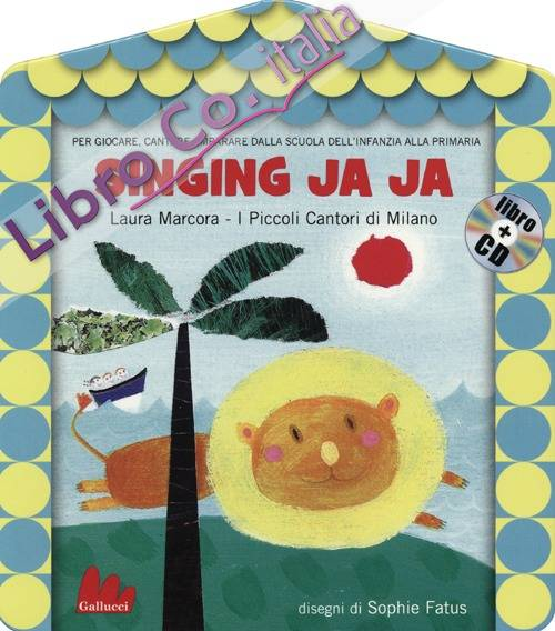 Singing ja ja. Con CD Audio.
